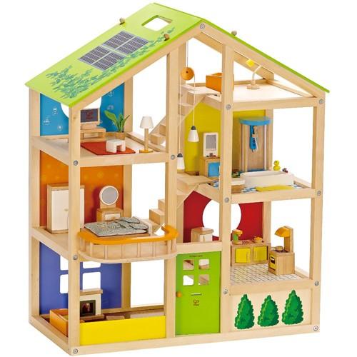 All Season Dollhouse