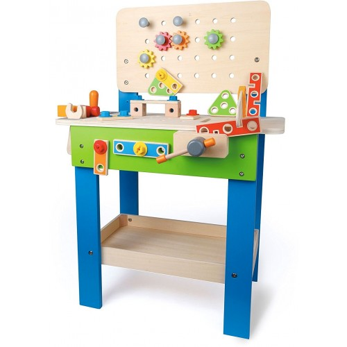 Master Tool Workbench Play Set