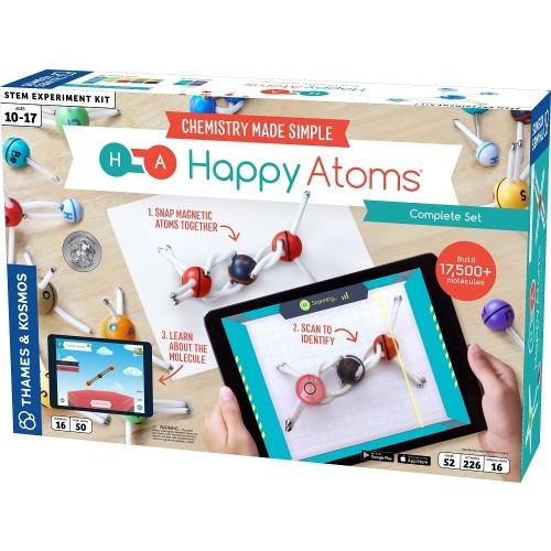 Happy Atoms Molecular Modeling Kit