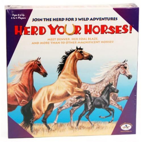 Herd Your Horses Game