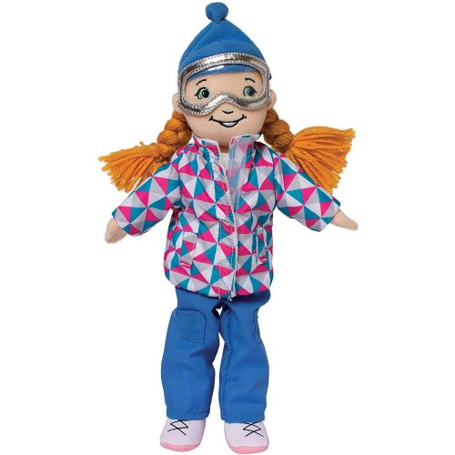Groovy Girls Jessica (Snow Sports) Doll