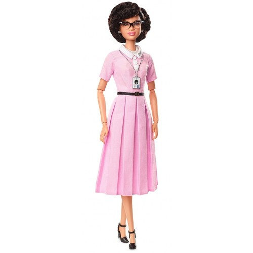 Katherine Johnson Inspiring Women Doll