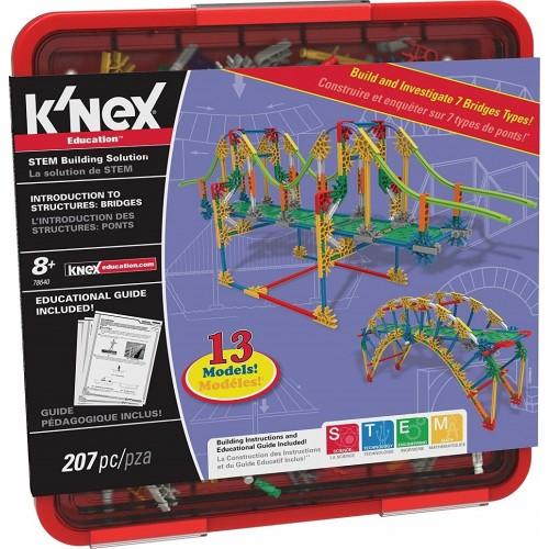 K'Nex Intro to Structures: Bridges