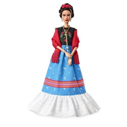 Frida Kahlo Inspiring Women Doll