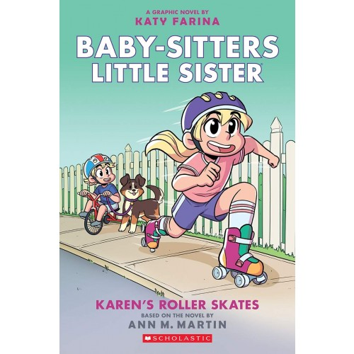 Baby-Sitters Little Sister: Karen's Roller Skates
