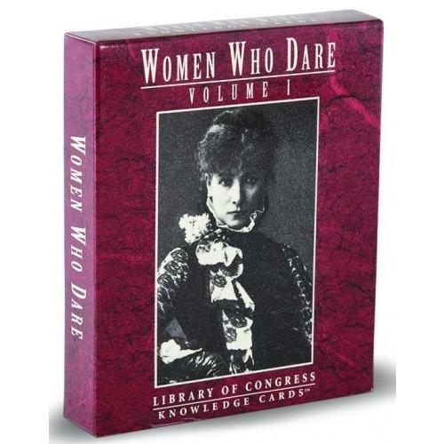 Women Who Dare Knowledge Cards: Volume I