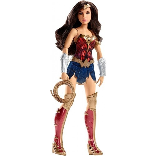 Wonder Woman Doll With Lasso