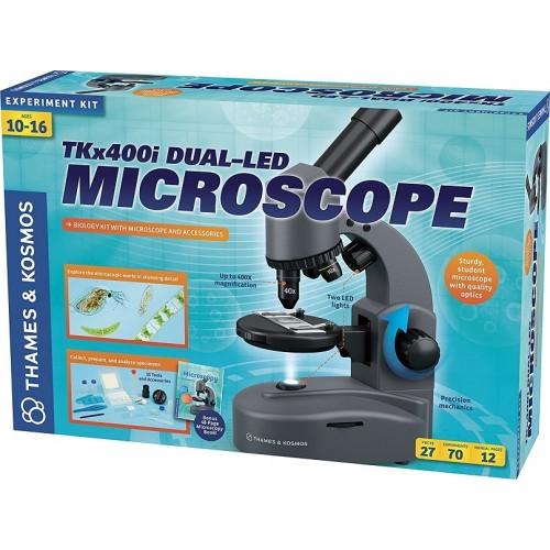 TKx400i Dual LED Microscope Experiment Kit