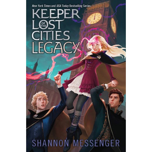 Keeper of the Lost Cities: Legacy