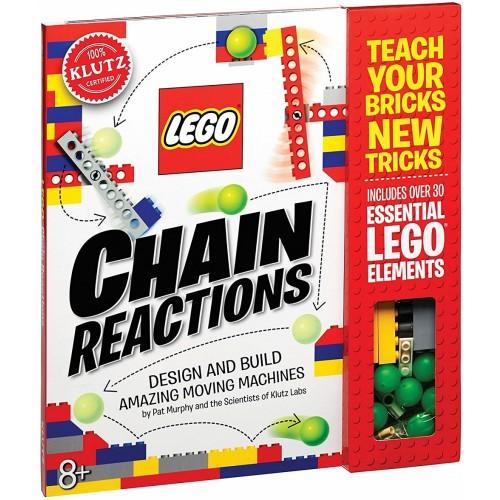 Klutz LEGO Chain Reactions Kit