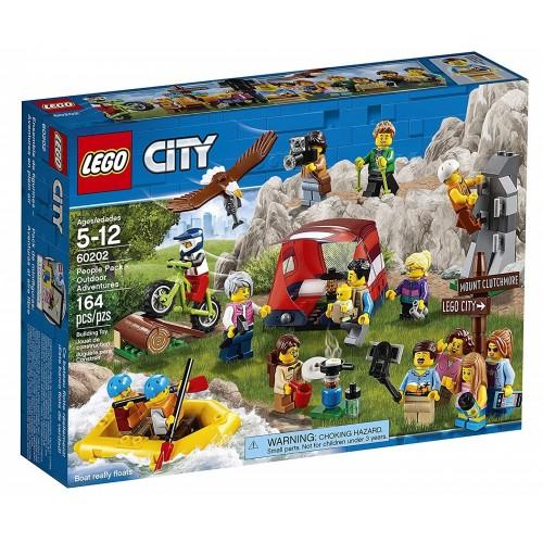 LEGO People Pack Outdoor Adventures