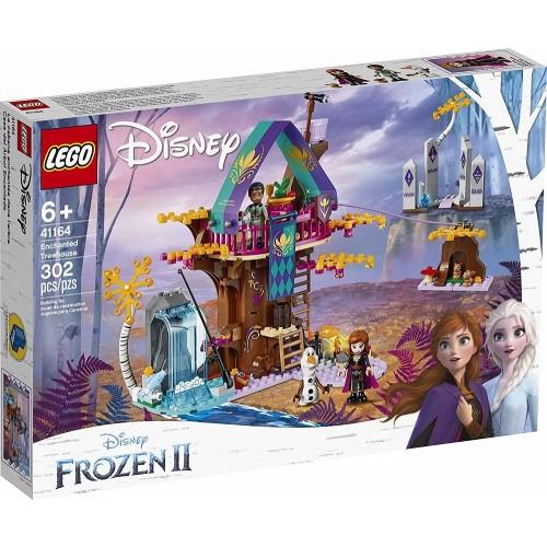 LEGO Frozen II Enchanted Treehouse