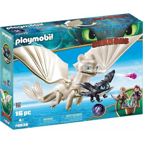 Playmobil Lightfury with Nightlight