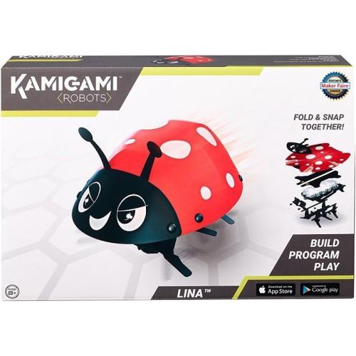 Lina the Ladybug Robot