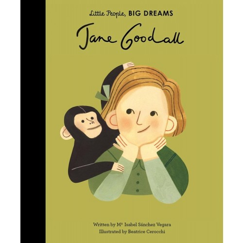 Jane Goodall (Little People, Big Dreams)
