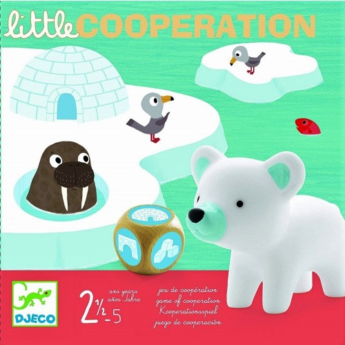 Little Cooperation Toddler Game