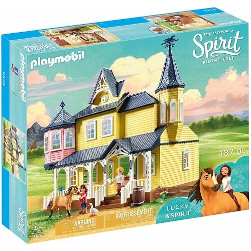 Playmobil Spirit Riding Free: Lucky's House