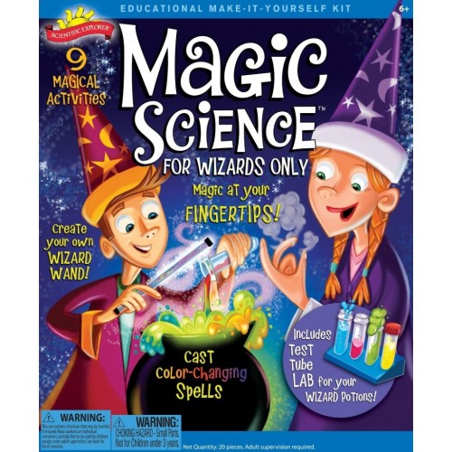 Magic Science for Wizards Only