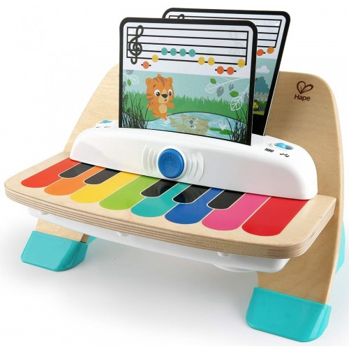 Magic Touch Wooden Piano Musical Toy