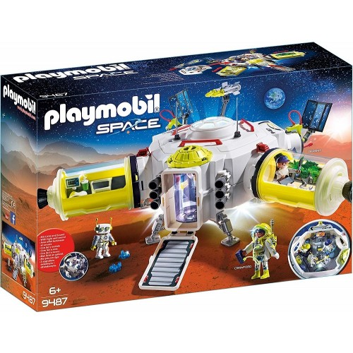 Mars Space Station Play Set