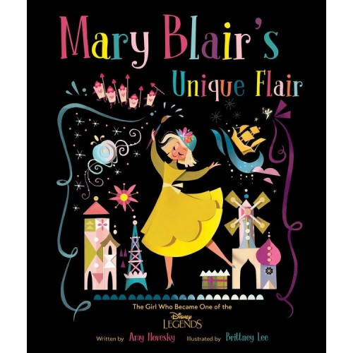 Mary's Blair's Unique Flair: The Girl Who Became One of the Disney Legends