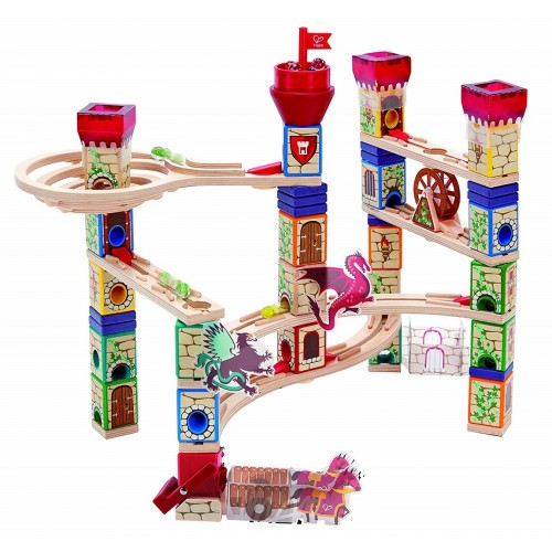 Quadrilla Medieval Castle Marble Run