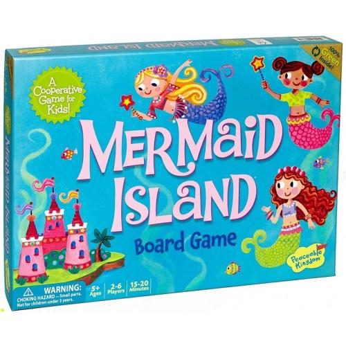 Mermaid Island Cooperative Game