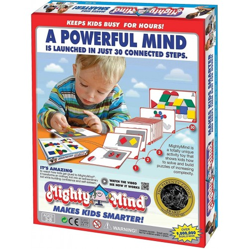 MightyMind Puzzle Game