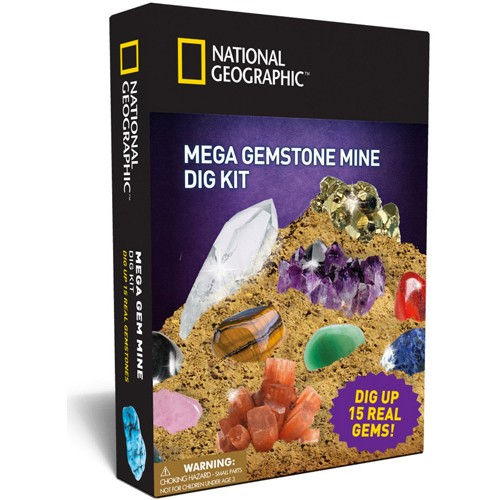Mega Gemstone Mine Kit