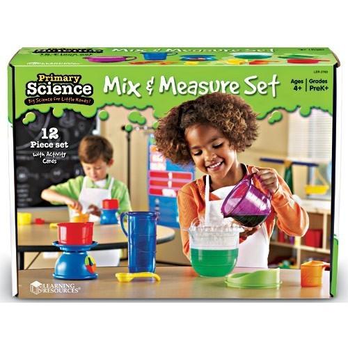 Mix & Measure Primary Science Set