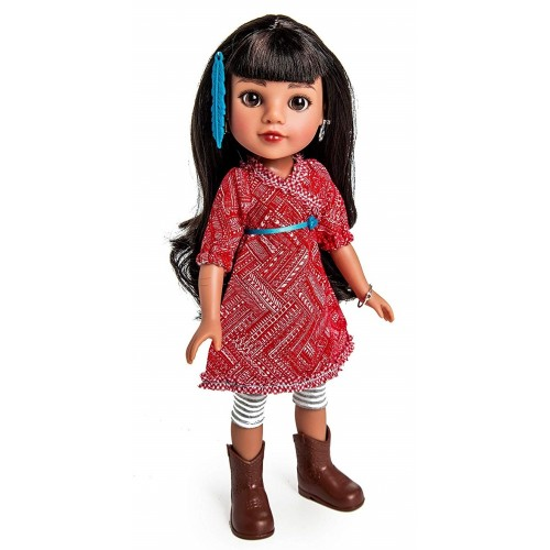 Mosi American Indian Doll