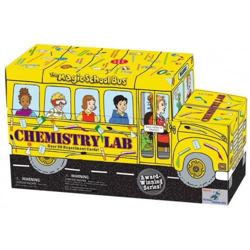 Magic School Bus: Chemistry Lab