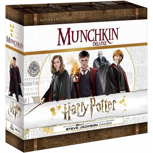 Munchkin Deluxe: Harry Potter Game
