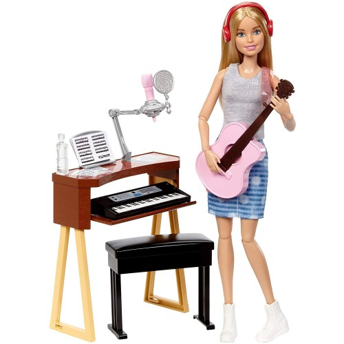 Musician Doll and Playset