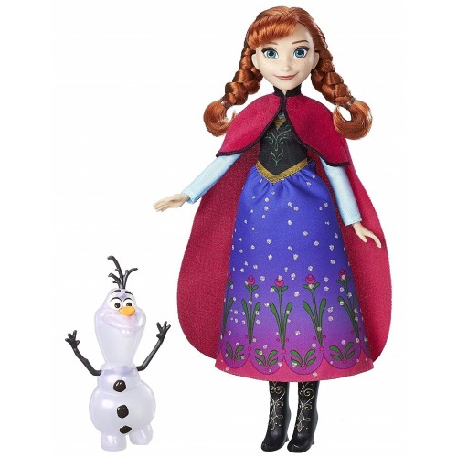 Northern Lights Anna Doll