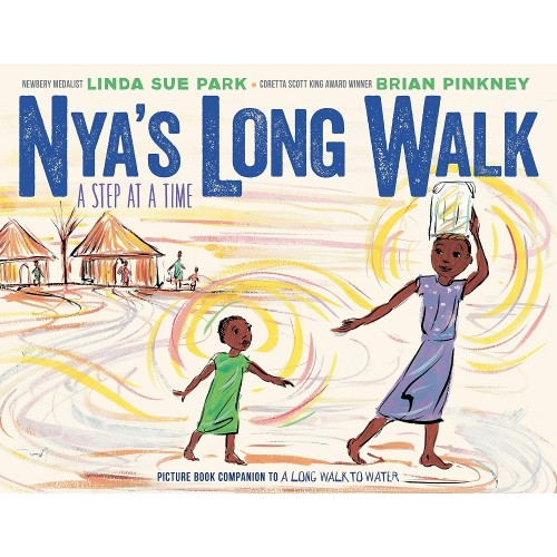 Nya's Long Walk: A Step at a Time