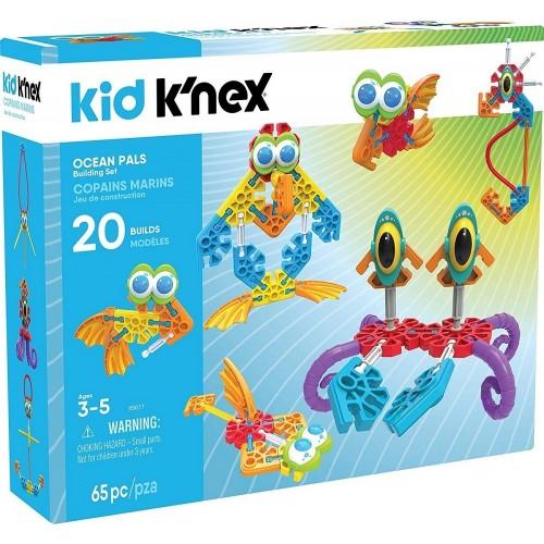 Kid K'Nex Ocean Pals Building Set