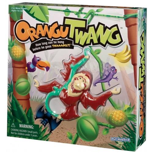 OranguTwang Dexterity Game