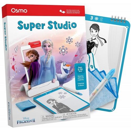 Osmo Super Studio: Learn to Draw Frozen 2