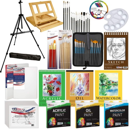 Deluxe Painting Set