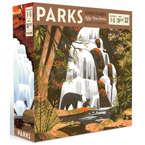 Parks: A National Park Exploration Game