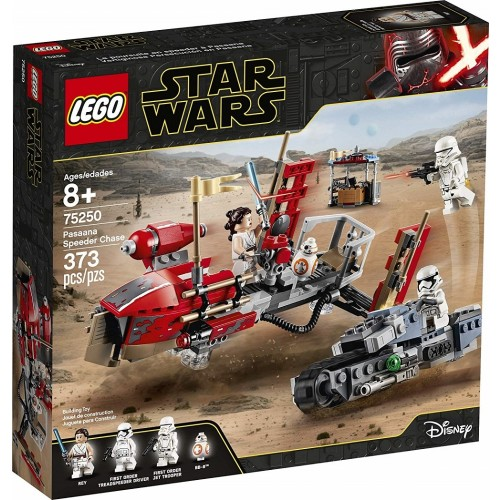 LEGO Star Wars Rey's Pasaana Speeder Chase