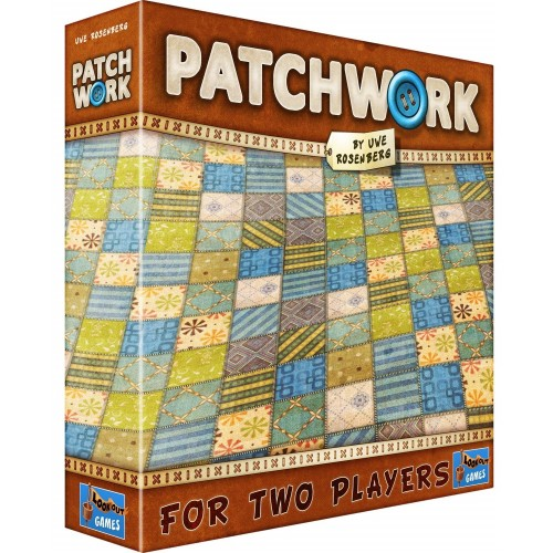 Patchwork Strategy Game