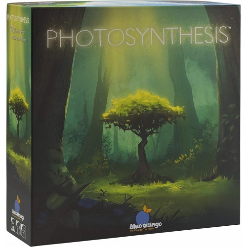 Photosynthesis Strategy Board Game