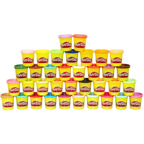 Play-Doh 36-Can Mega Pack