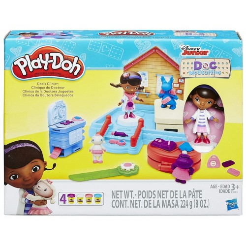 Play-Doh Doc McStuffins's Clinic
