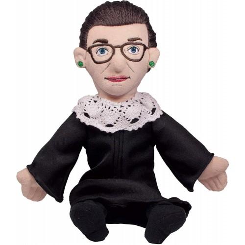 Ruth Bader Ginsburg Plush Doll