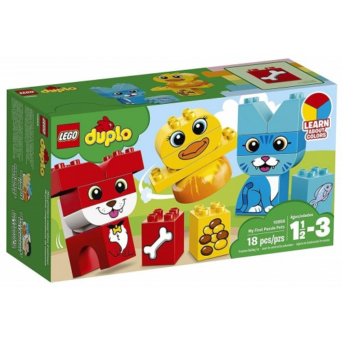 DUPLO My First Puzzle Pets