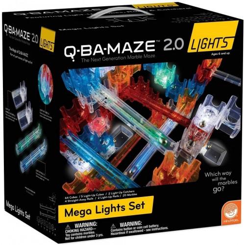 Q-Ba-Maze 2.0 Lights
