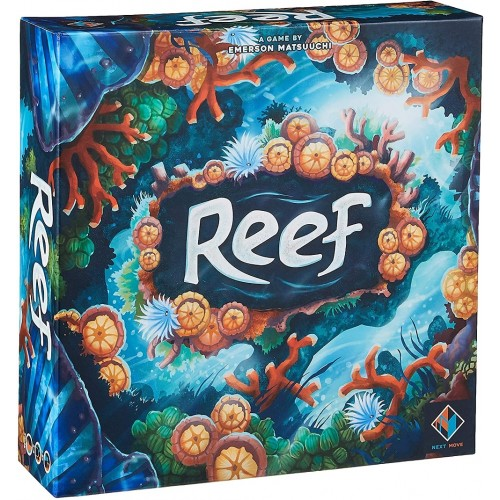 Reef Strategy Game